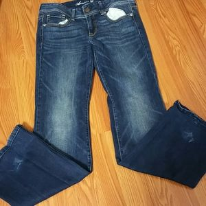 American Eagle Size 8 Boot cut